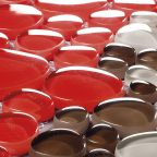 Vergnes carrelage - Boxer_Fancy Glass Still Rosso_Moka